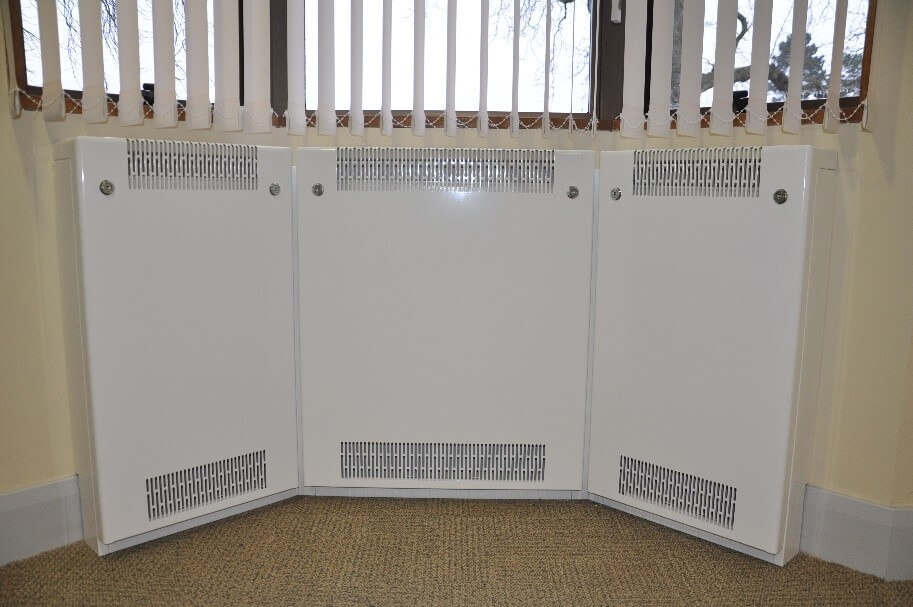 Bay Window LST Radiator