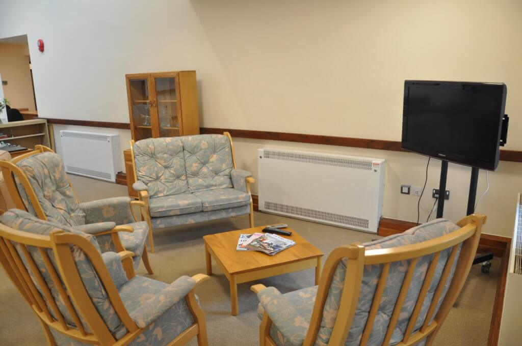 LST Radiators For Care sector   Contour Heating   West Midlands