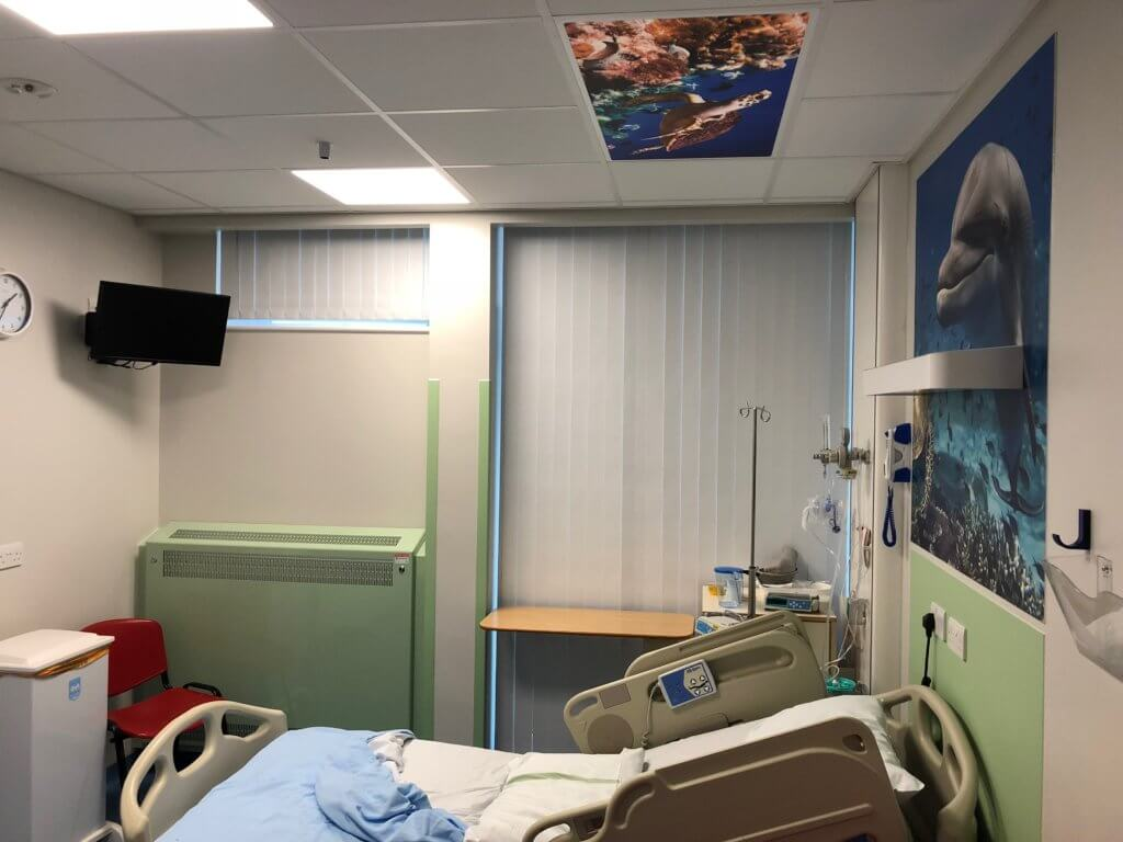 LST Radiators For Hospitals | Contour Heating | Shifnal, West Midlands