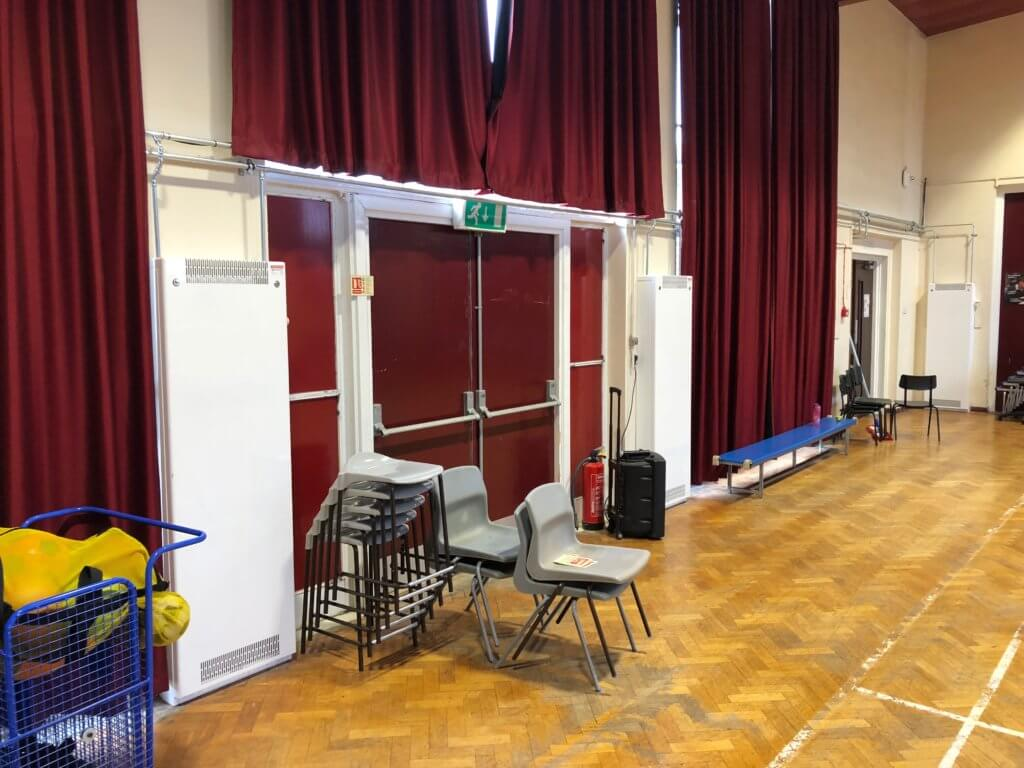 ertical LST Radiators For Schools | Contour Heating | Shifnal, West Midlands